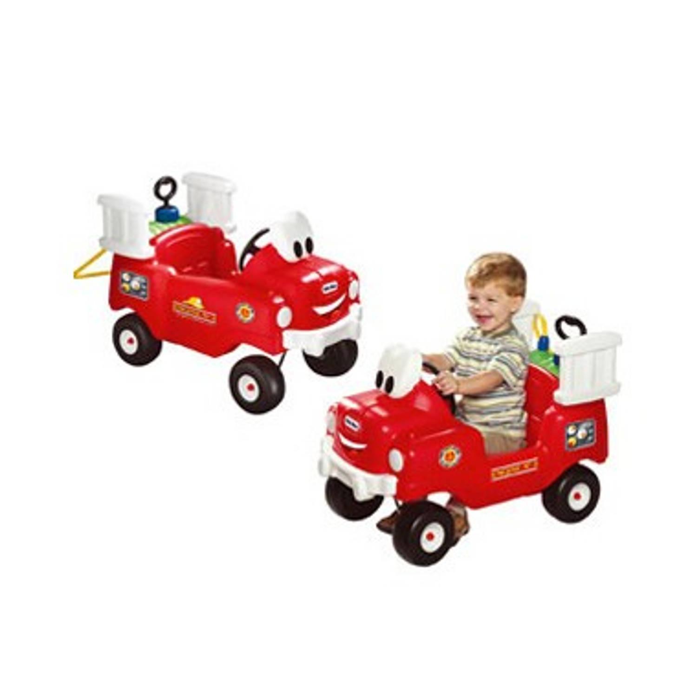 Little Tikes Brandweer Truck Met Spuit