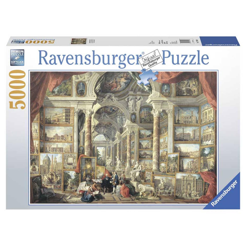 Ravensburger Puzzel Beelden Uit Rome 5000 Stukjes Blokker
