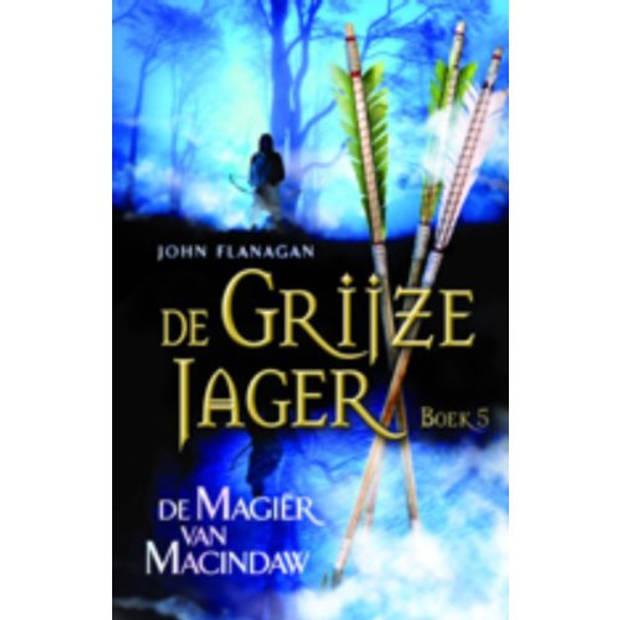 De Magier Van Macindaw - De Grijze Jager