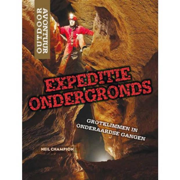Expeditie Ondergronds / Grotklimmen In Onderaardse