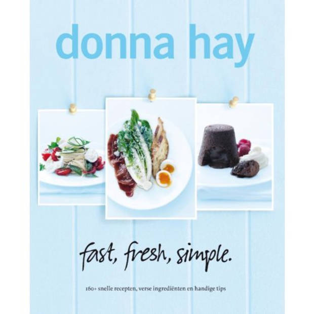 Fast, Fresh, Simple