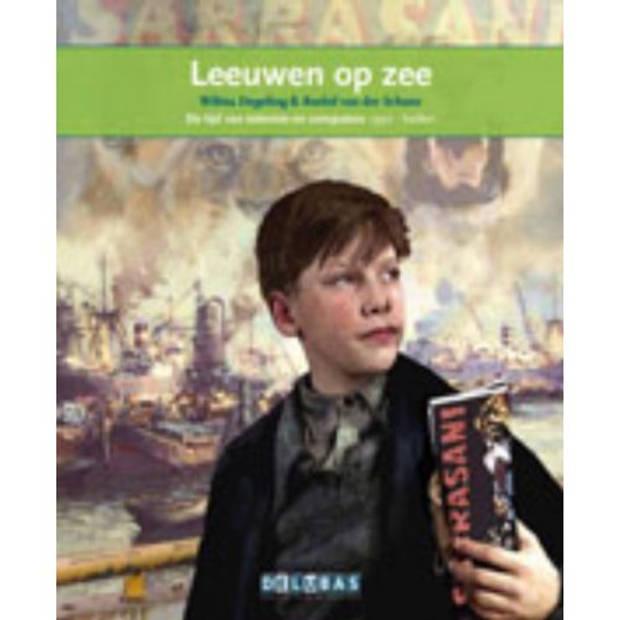 Leeuwen Op Zee / De Haven Van Rotterdam -