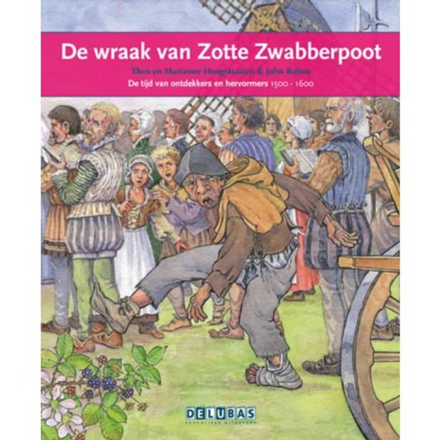 De Wraak Van Zotte Zwabberpoot / De Beeldenstrom -