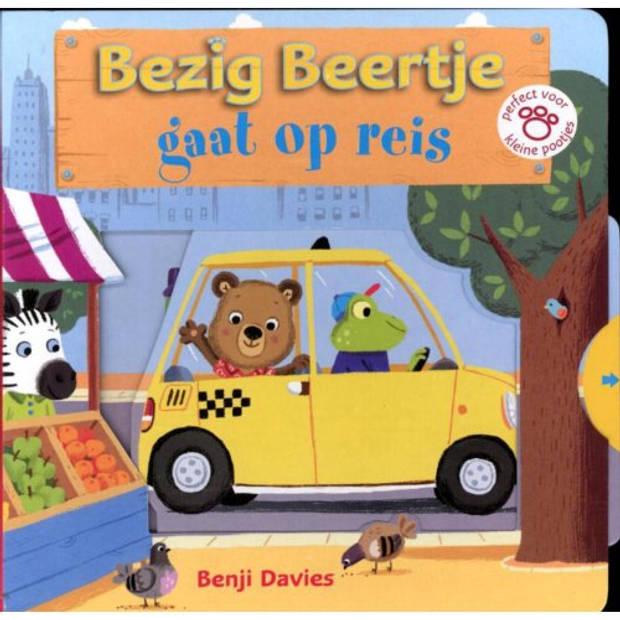 Bezig Beertje gaat op reis - Bezig Beertje