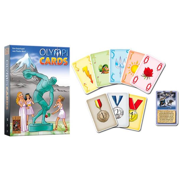 Olympicards kaartspel