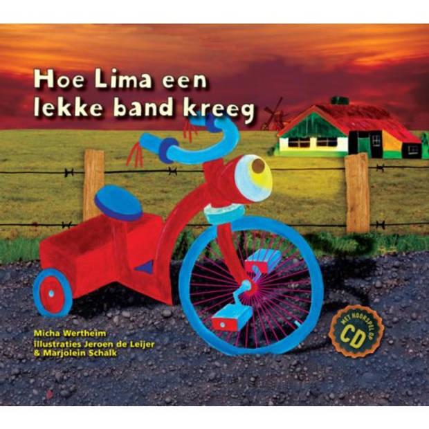 Hoe Lima Een Lekke Band Kreeg