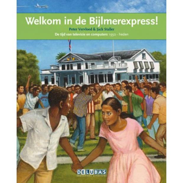 Welkom In De Bijlmerexpress / Suriname En De