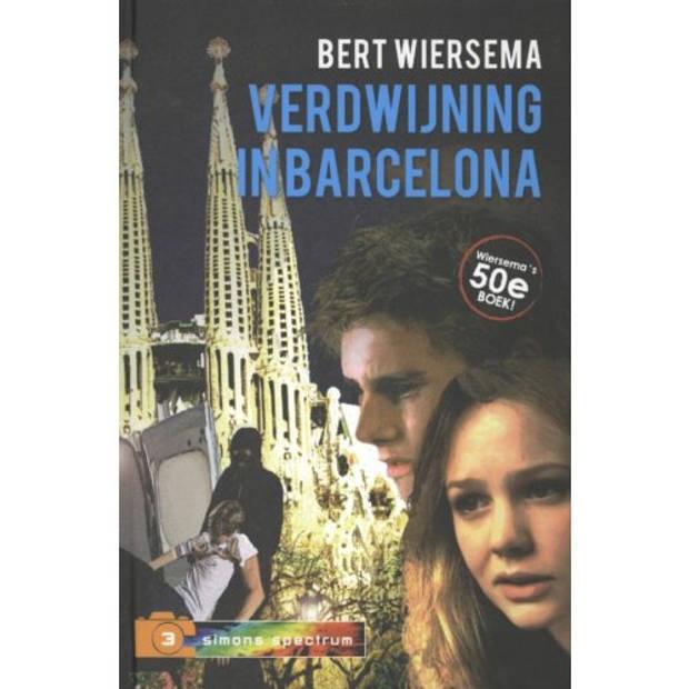 Verdwijning In Barcelona - Simons Spectrum