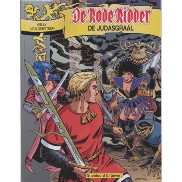 De Judasgraal - De Rode Ridder