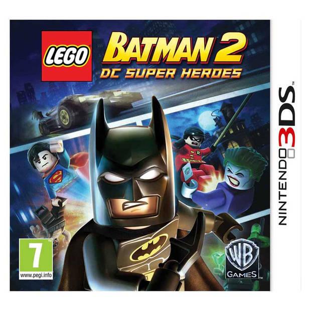 3DS LEGO Batman 2 DC Super Heroes