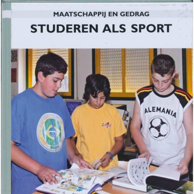Studeren Als Sport - Maatschappij En Gedrag