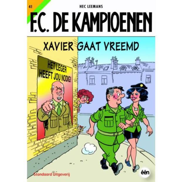 Xavier Gaat Vreemd - F.C. De Kampioenen