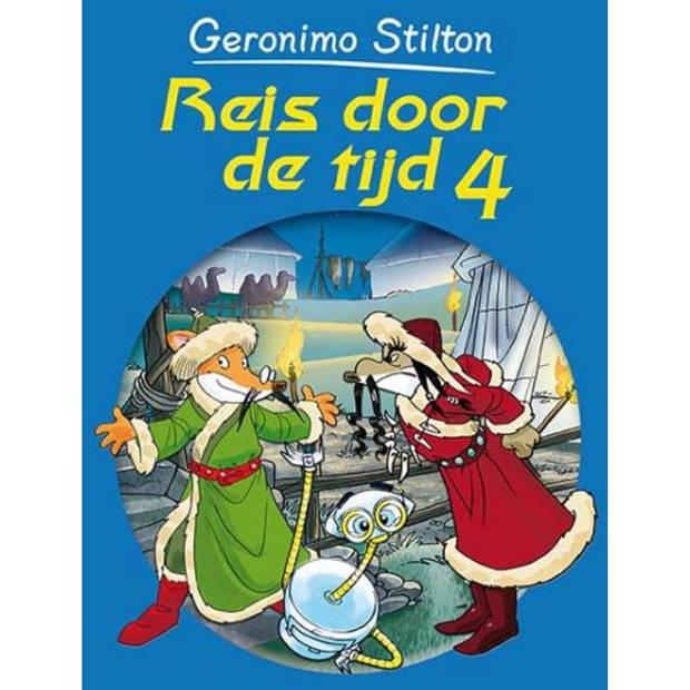 Reis Door De Tijd / 4 - Geronimo Stilton