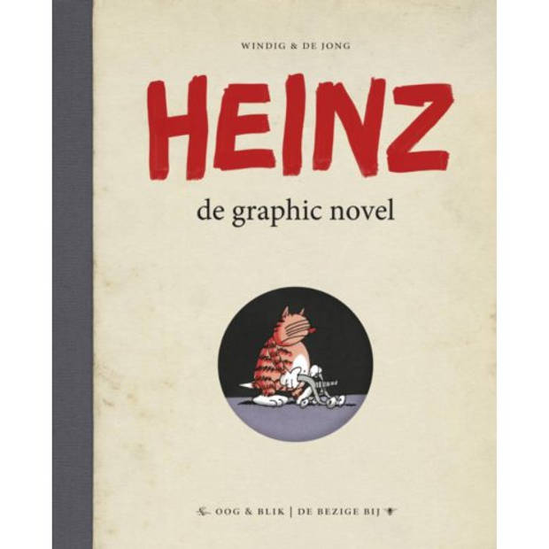 Heinz, De Graphic Novel - Heinz