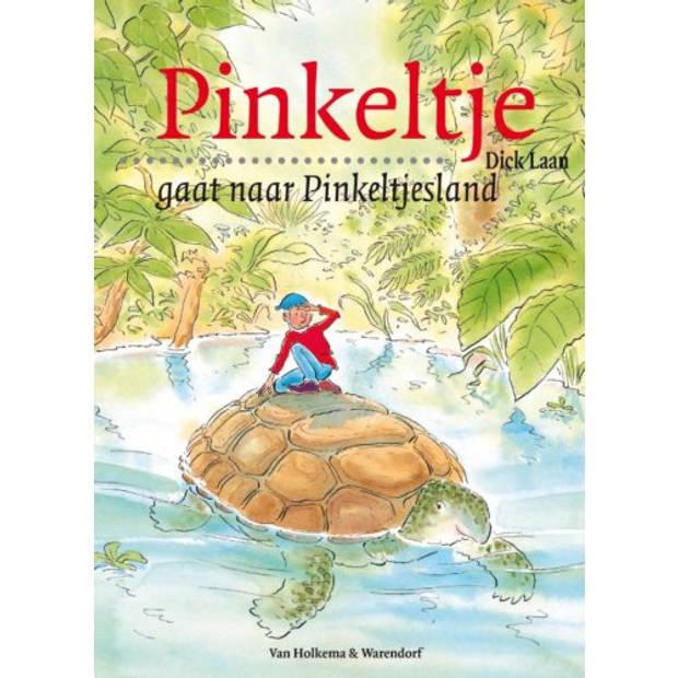 Pinkeltje Gaat Naar Pinkeltjesland - Pinkeltje