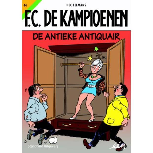 De Antieke Antiquair - F.C. De Kampioenen