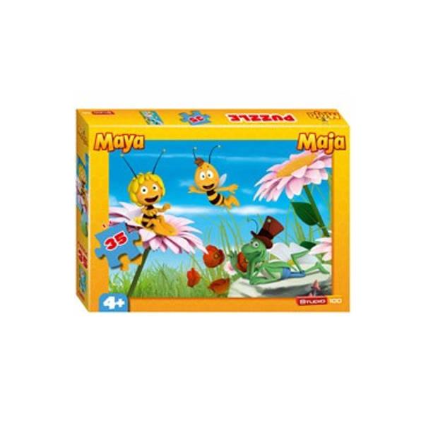 Studio 100 puzzel Maya de Bij - 35 stukjes