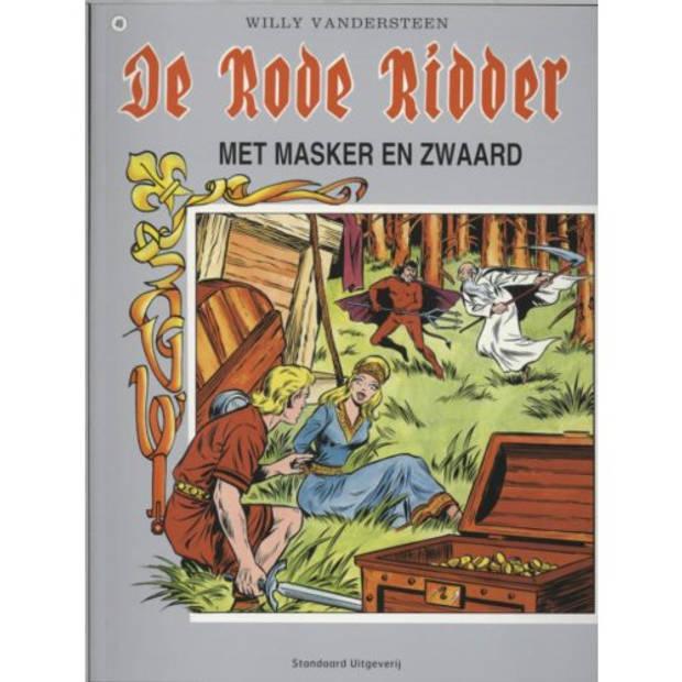 Met Masker En Zwaard - De Rode Ridder
