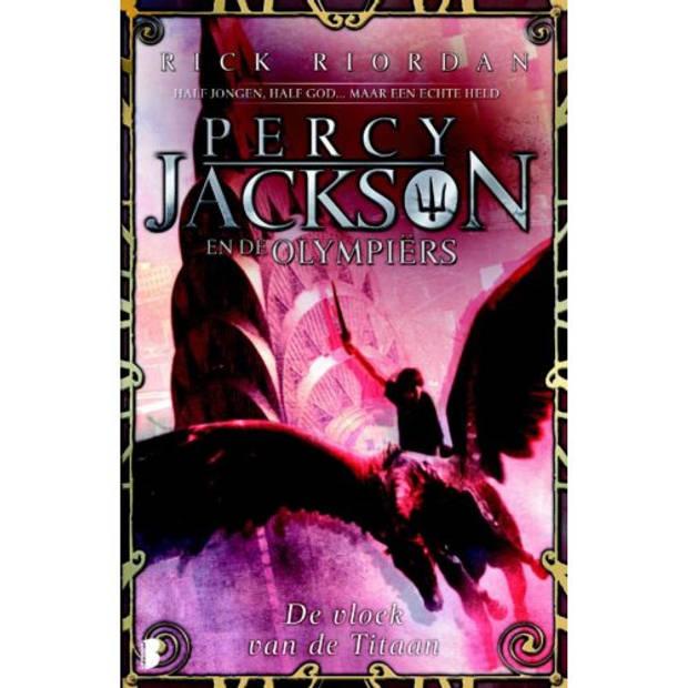 De Vloek Van De Titaan - Percy Jackson En De
