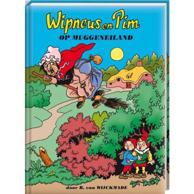 Wipneus En Pim Op Muggeneiland - Wipneus En Pim