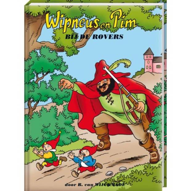 Wipneus En Pim Bij De Rovers - Wipneus En Pim