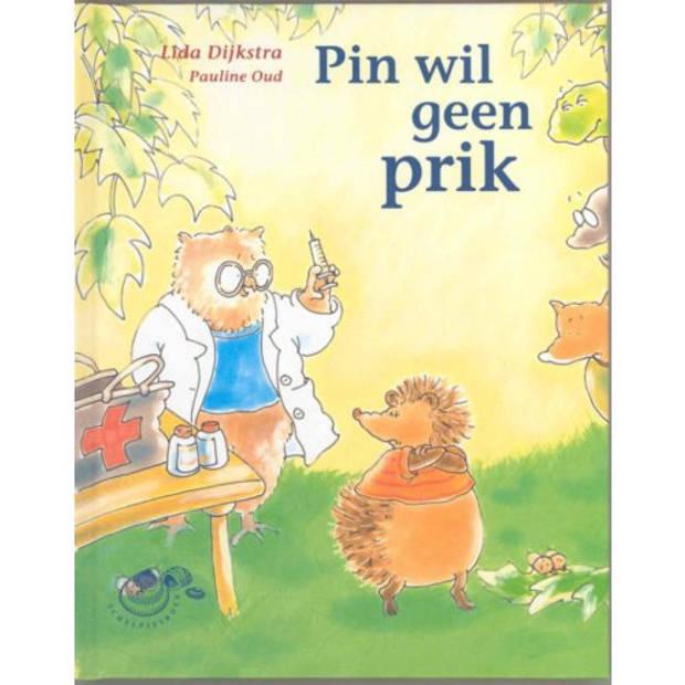 Pin Wil Geen Prik - Schelpjes