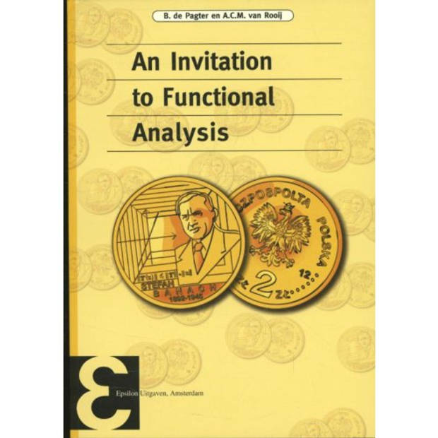 An Invitation To Functional Analysis - Epsilon
