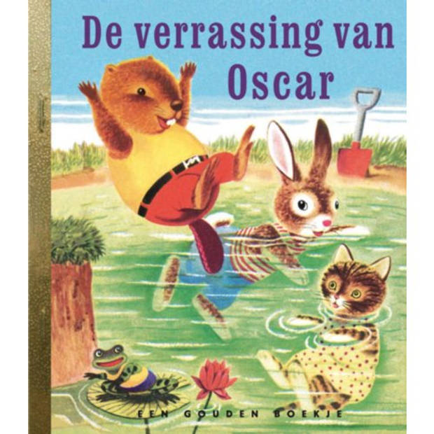 De Verrassing Van Oscar - Gouden Boekjes