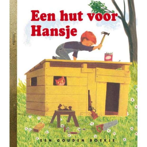Een Hut Voor Hansje - Gouden Boekjes