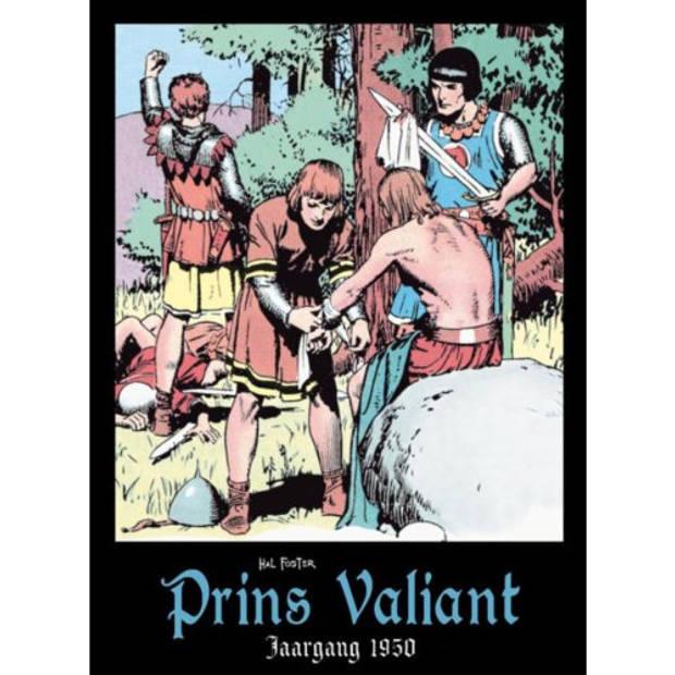 Prins Valiant / Jaargang 1950 - Prins Valiant