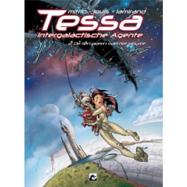 De tien platen van het labyrint - Tessa,