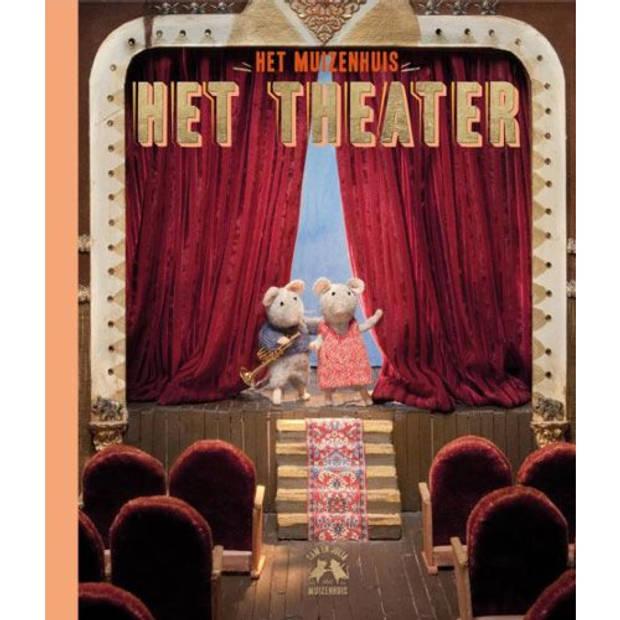 Sam En Julia In Het Theater - Het Muizenhuis