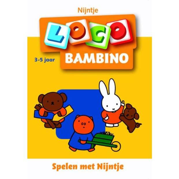 Bambino Loco 3-5 Jaar / Nijntje, Betje,