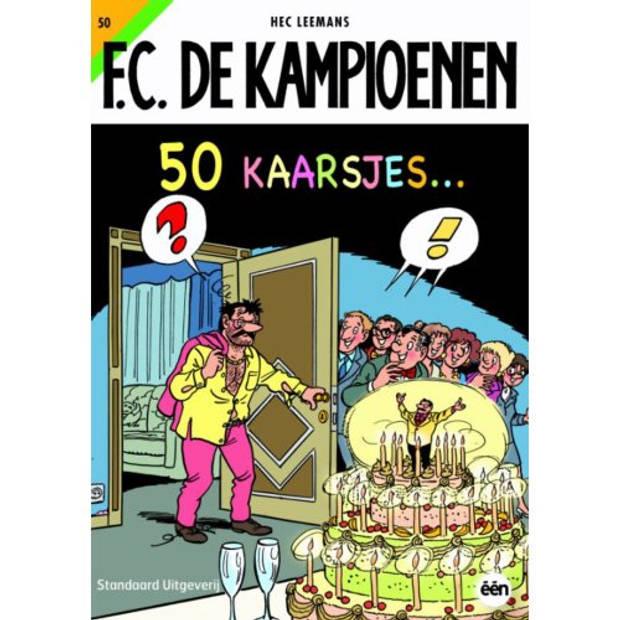 50 KAARSJES ... - F.C. De Kampioenen