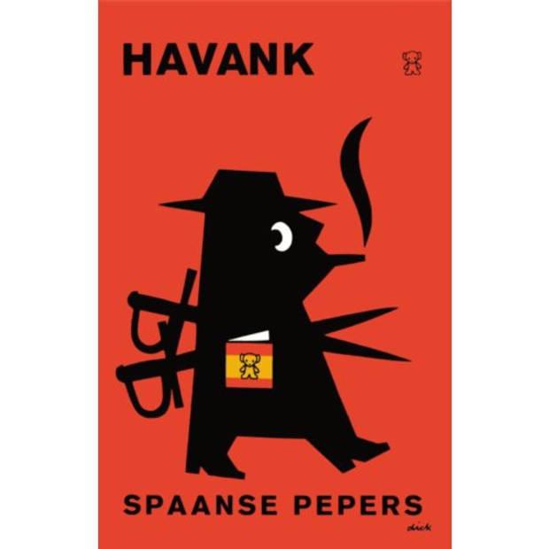 Spaanse Pepers - De Schaduw