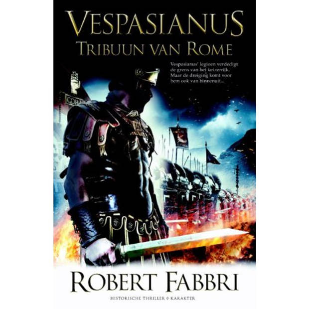 Tribuun Van Rome - Vespasianus