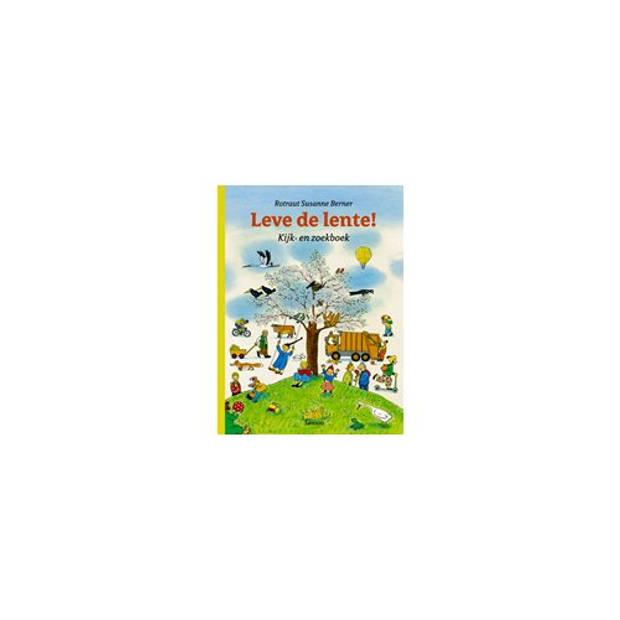 Leve De Lente! - Kijk- En Zoekboek