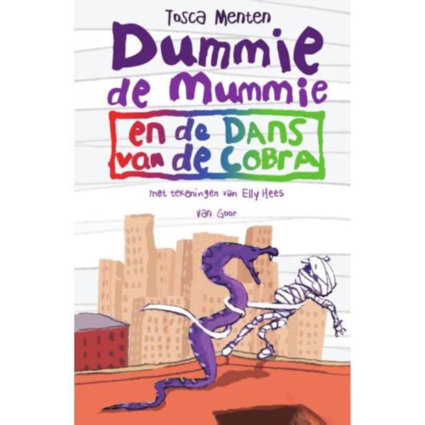Dummie De Mummie En De Dans Van De Cobra - Dummie