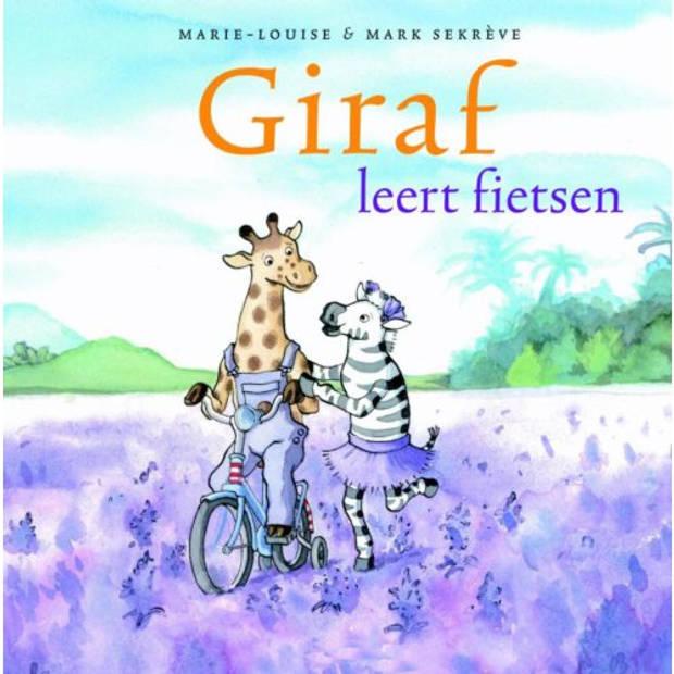 Giraf Leert Fietsen - Giraf