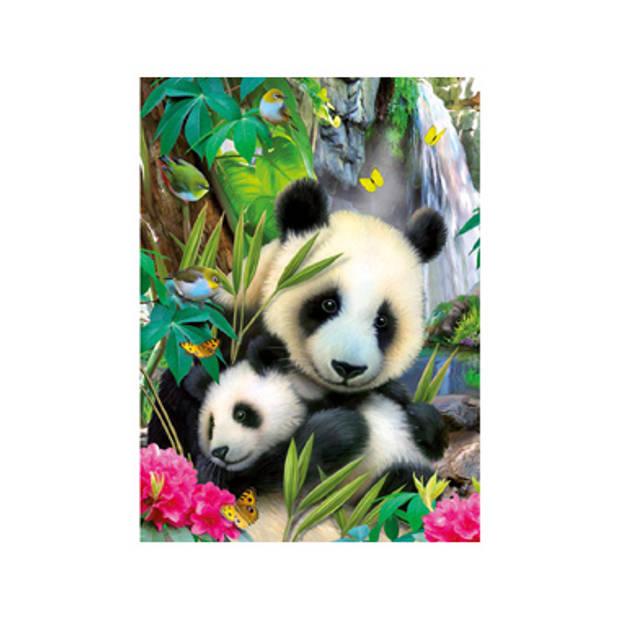 Ravensburger puzzel XXL lieve panda - 300 stukjes