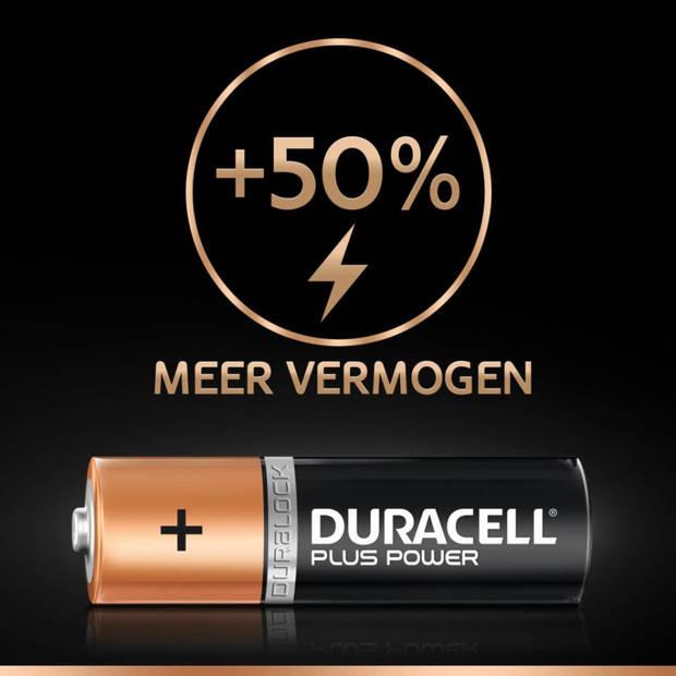 Duracell Plus Power AA - 8 stuks
