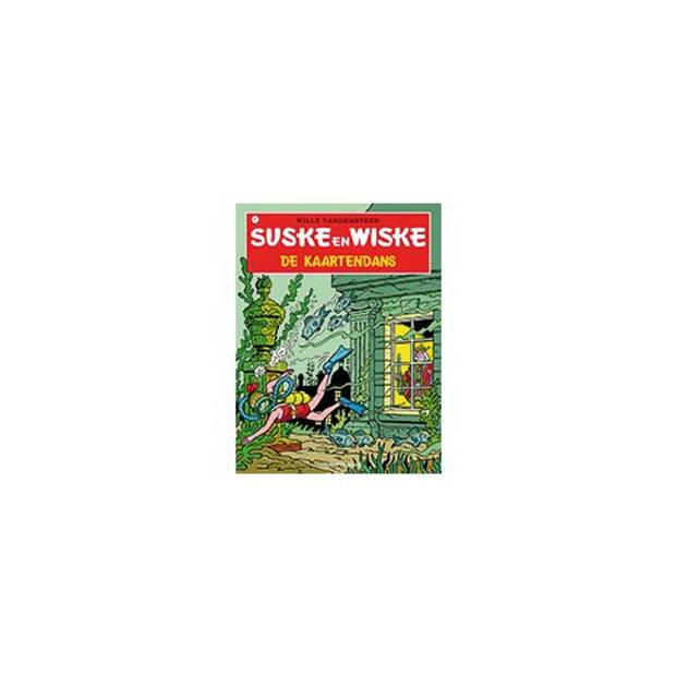 De kaartendans - Suske en Wiske