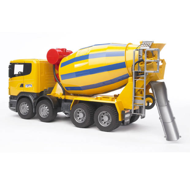 Scania R cement mixer
