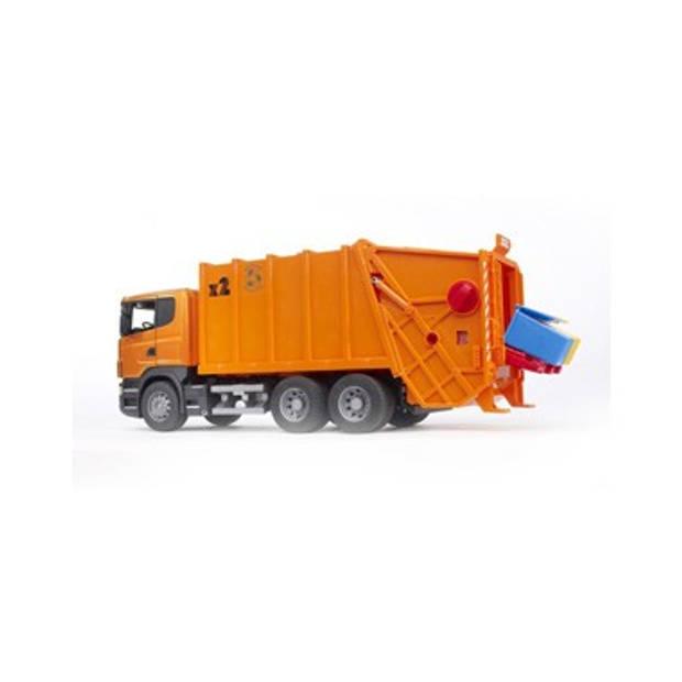 Scania R vuilniswagen