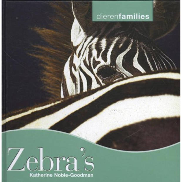 Zebra's - Dierenfamilies