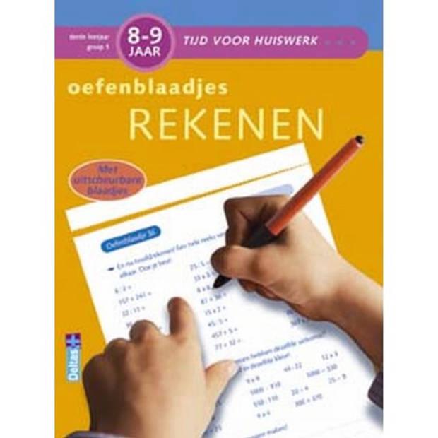 Tijd voor huiswerk / 8-9 jaar Oefenblaadjes