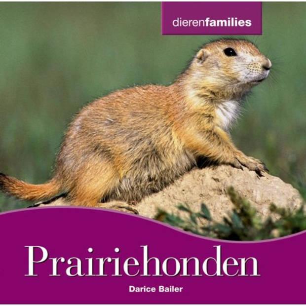 Prairiehonden - Dierenfamilies