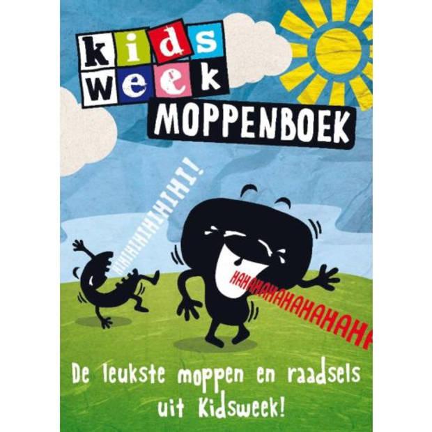 Kidsweek Moppenboek - Kidsweek