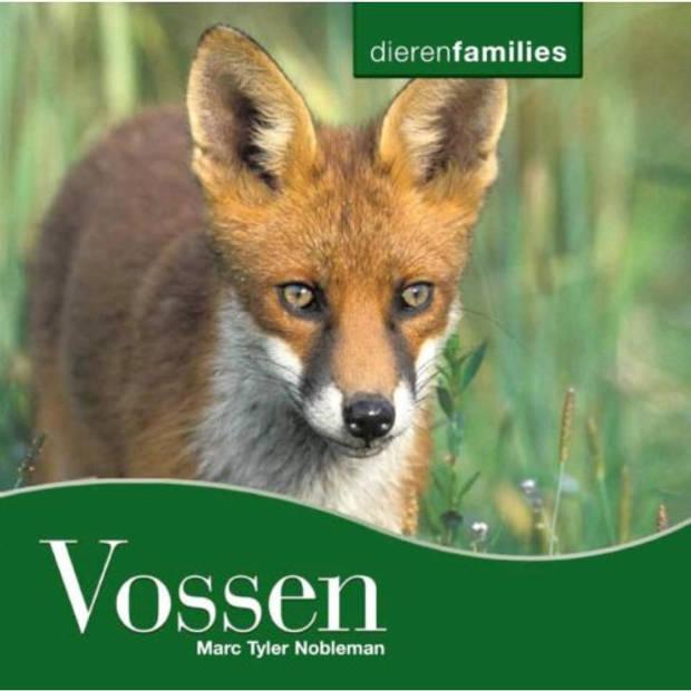 Vossen - Dierenfamilies