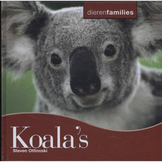 Koala's - Dierenfamilies